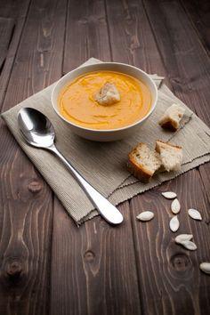 Tekvicová polievka - Recept pre každého kuchára, množstvo receptov pre pečenie a…