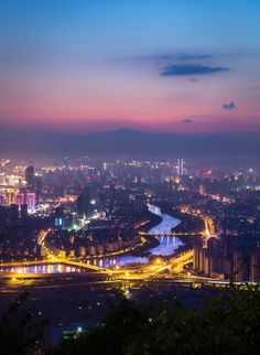 This is Fuzhou, my hometown in China :) This is where my parents and older brother and sister lived before they went to Holland. In the summer vacations, we going to visit our family there. Just me, my parents, sisters and brother!