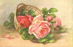 Vintage Images - Catherine Klein postcards
