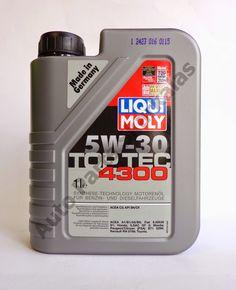 Auto Parts Skarkalas: Λιπαντικό Κινητήρα LIQUI MOLY SAE 5W30 Top Tec 430...