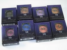 New Shades of Urban Decay Eyeshadow for Summer 2015