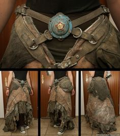 probably more cosplay 'apocalypse' style but design elements could be trans to steampunk with different materials. Costume Viking, Steampunk Costume, Steampunk Fashion, Gothic Fashion, Fallout Costume, Steampunk Skirt, Gothic Steampunk, Steampunk Clothing, Victorian Gothic