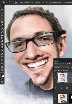 How to create a photo caricature in Adobe Photoshop - Tuts+ Design and Illustration tutoral