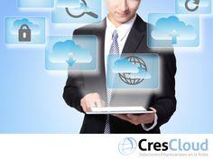 Sistema integrado y accesible para su negocio. TIPS PARA EMPRESARIOS. Al contratar Crescendo de CresCloud, encontrará una nueva y sencilla forma de administrar los recursos contables, operativos, financieros y logísticos de su empresa. Además, podrá gestionar de manera sincronizada y en tiempo real los procesos de acción operativa, control táctico y aplicaciones de gestión estratégica. Le invitamos a conocer más detalles sobre nuestras soluciones empresariales, a través de nuestro sitio en…