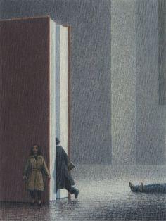 Erzaehlung im Regen - Stories in the Rain -2013 by Quint Buchholz