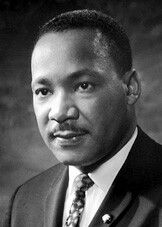 1/15/18 The Late, Great, Reverend Dr. Martin Luther king Jr.