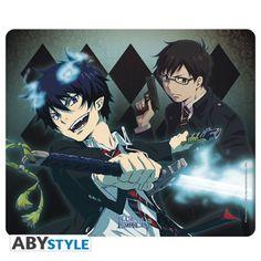 BLUE EXORCIST Tapis de souris Blue Exorcist Yukio et Rin