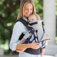 67863a17306 Lillebaby All Seasons Birds of a Feather - Baby Carrier