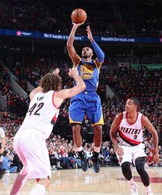 Warriors at Portland - 11/2/14