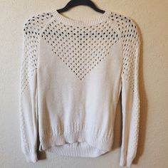 Forever 21 knit top Light beige color. Forever 21 Tops
