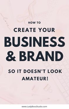 How to Create Your Business & Brand So It Doesn't Look Amateur! Check out Part 2 of our 4 Part Blogging Series! It allows your audience to have a clear understanding of your business and helps to separate you from your competitors. We've marked out 25 steps you need to follow to create an amazing and professional brand that will have your business up and running successfully! Be sure to check out part one of our four-part series! #branding #businessbranding #professionalbrand #blogseries Social Media Branding, Branding Your Business, Successful Online Businesses, Online Entrepreneur, Photography Branding, Blogging For Beginners, Create Yourself