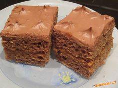 Perník z jablek Sweet Tooth, Cooking Recipes, Sweets, Baking, Desserts, Food, Ginger Beard, Tailgate Desserts, Deserts