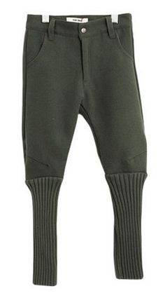 Bobo Choses Breeks Flannel Trousers at Kidsen.co.uk