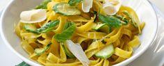 Tagliatelle con Zucchine e Limone | Sale e Pepe Magazine