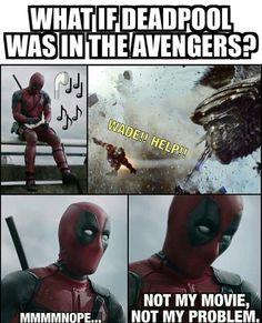Deadpool/Avengers