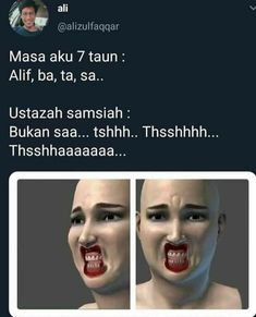 Funny Picture Jokes, Memes Funny Faces, Some Funny Jokes, Stupid Memes, Funny Relatable Memes, Funny Tweets, Quotes Lucu, Jokes Quotes, Funny Quotes