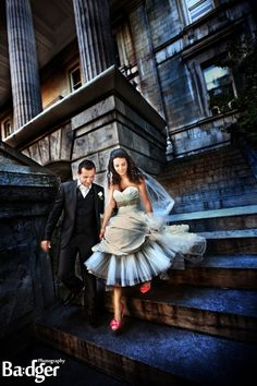 Montreal Wedding Photography - http://badgerphotography.ca