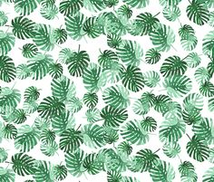 palm_springs sml fabric by bellarichards on Spoonflower - custom fabric