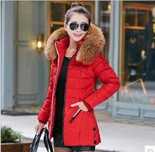 BD New Fashion Winter Women Coats Warm Large Fur Collar Thick Down Jacket Winter Jackets Women, Coats For Women, New Fashion, Winter Fashion, Womens Parka, Fur Collars, Canada Goose Jackets, Leather Jacket, 2016 Winter
