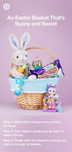Enjoying your easter basket doesnt mean you need to take a cheat enjoying your easter basket doesnt mean you need to take a cheat day target has everything you need to make a basket thats part of a healthy lif negle Choice Image