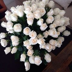 White roses are my favorite :)