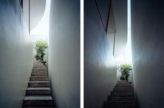 LOVE HOUSE by Takeshi Hosaka in Yokohama Kanagawa JAPAN is a 38m2 house for a couple.