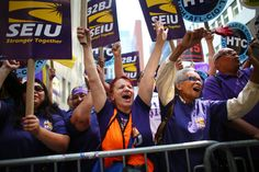 New York Times: July 23, 2015 - New York plans $15-an-hour minimum wage for fast food workers
