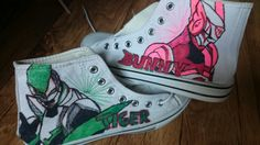 Tiger and Bunny Sneakers