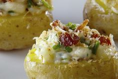 Twice Baked Potatoes | Recipes | Giada De Laurentiis