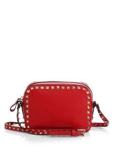 Valentino - Rockstud Camera Bag
