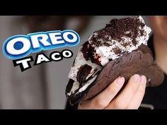 DIY Oreo tacos are here to save your boring dessert