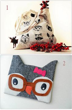 @Christina Childress Childress Collins owl bags