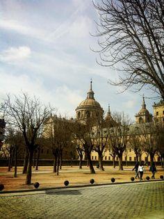 El Escorial Madrid2013