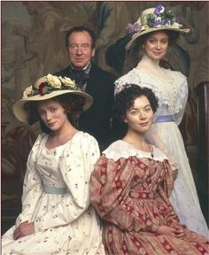 Wives & Daughters (1999 BBC Mini-Series) starring Justine Waddell, Keeley Hawes, Bill Paterson and Francesca Annis