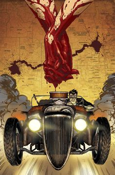First Look: AMERICAN VAMPIRE: THE LONG ROAD TO HELL - Comic Vine