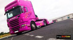 SCANIA ... PINK
