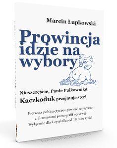 Prowincja idzie na wybory-satyra na III RP_KSIĄŻKA