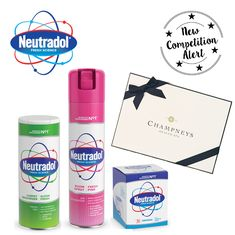 Win a bundle of Neut