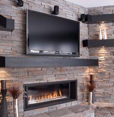 Living Room - contemporary - living room - toronto - Bricon Contracting