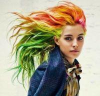 La Colorazione dei capelli