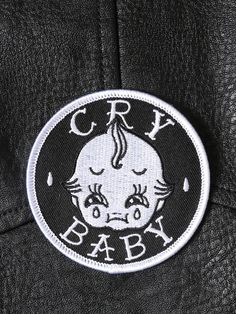 Cry Baby Patch - Gypsy Warrior