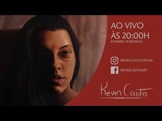 Kevin Couto - CAP 031 - YouTube E Book, Youtube, Live, Instagram, Movie Posters, Realistic Oil Painting, Tejido, Tela, Dibujo