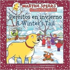 perritos en invierno martha speaks Susan Meddaugh 5/15