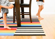 Yes, Dining Room Rugs Can Be Practical If You Follow These Rules | Apartment Therapy