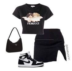 Swag Outfits For Girls, Boujee Outfits, Cute Swag Outfits, Teenage Girl Outfits, Cute Comfy Outfits, Teen Fashion Outfits, Teenager Outfits, Dope Outfits, Retro Outfits