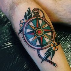 sailor jerry compass tattoos - Google Search | tattoo ...