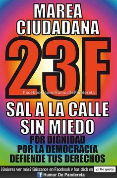 """Numerosos colectivos ciudadanos recorrerán este sábado las calles de 50 ciudades españolas, así como en varios puntos del extranjero, en protesta por """"el brutal recorte de derechos sociales"""".   Síguenos en: http://www.facebook.com/HumorDePandereta"""
