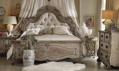 Chatelet Bedroom, Living and Office (5300) by Hooker