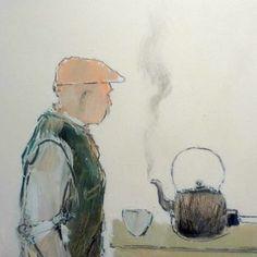 Time For Tea - Tom Homewood