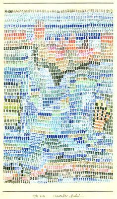 Piece by Paul Klee Kandinsky, Johannes Itten, Klimt, Illustrations, Illustration Art, Paul Klee Art, Textile Prints, Art Reproductions, Les Oeuvres